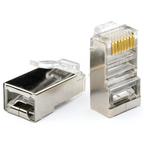 Connector RJ-45 FTP (металлический)